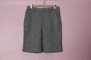 Kurze graue Hose von drykorn aus Schurwolle NEU