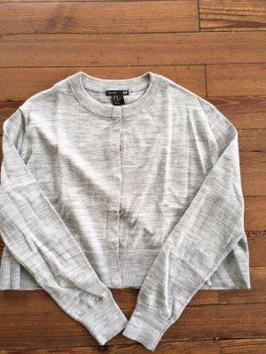 kurze H&M Premium Merino Woll Jacke