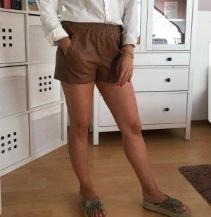 Vero Moda Pantalón de cuero multicolor