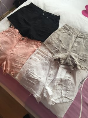 Kurze High waist hotpants