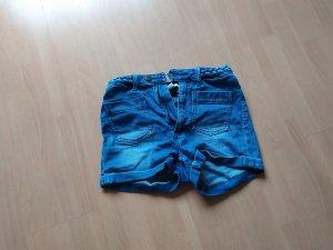 H&M Pantalone a vita alta blu fiordaliso
