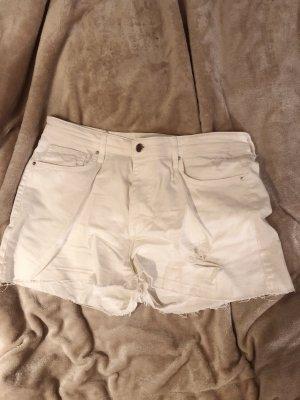 H&M High waist short wit