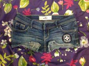 Hollister Pantalón corto azul