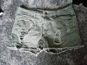 Amisu Pantalone kaki cachi