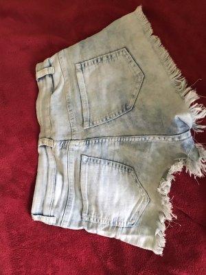 Shorts celeste