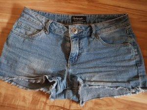Bodyright Hot Pants dark blue