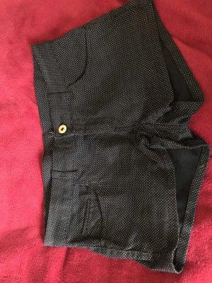 Shorts nero-bianco