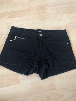 Tally Weijl Low-Rise Trousers black