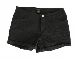 Amisu Hot pants zwart