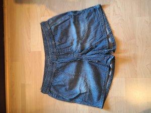 C&A Pantaloncino di jeans blu