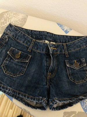 Mango Casual Sportswear Shorts azul