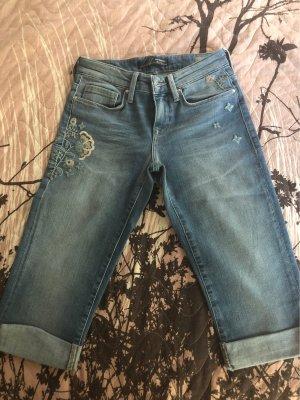 Mavi Jeans Co. Bermuda azuur