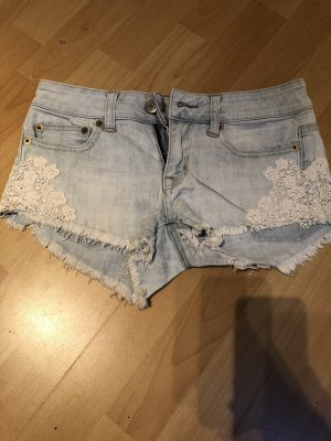 American Eagle Outfitters Shorts azzurro
