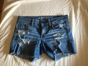 American Eagle Outfitters Hot pants korenblauw-staalblauw