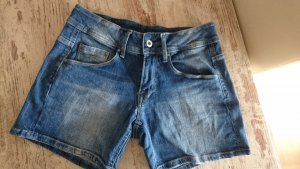 Pepe Denim Shorts blue