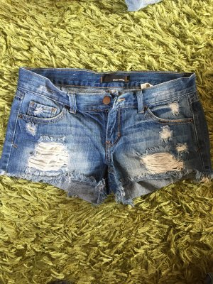 Tally Weijl Hot pants blu scuro-blu
