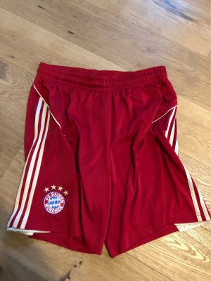 Adidas Sport Shorts red-gold-colored