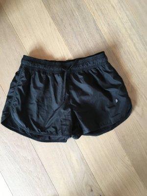 Kurze Hose für Sport Shorts schwarz Gr. 40