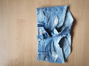 Hollister Denim Shorts blue