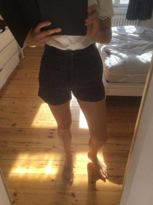 Kurze Hose/Hotpants von Zara in Jeansoptik