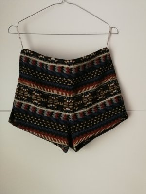 Forever 21 Hot Pants multicolored