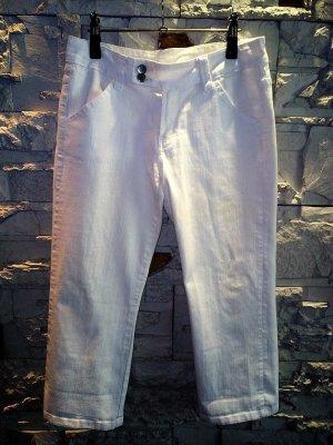 Kurze Hose in gr 31 Farbe Weiss
