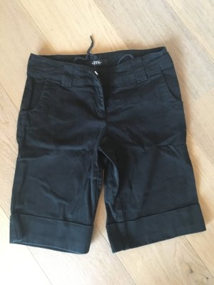 Kurze Hose Shorts Bermuda schwarz Gr. 36