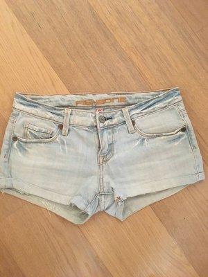 Kurze Hose Shorts Hotpants Jeans hell Gr. 26