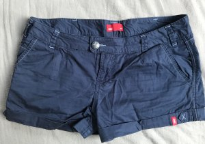 Kurze Hose Shorts Pants hot blau Edc Esprit
