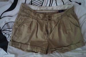 Kurze Hose/Shorts von H&M Gr.36/38 Beige