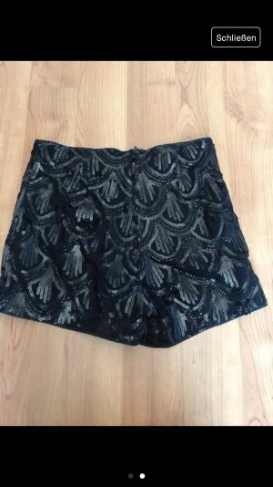 H&M Hot pants nero