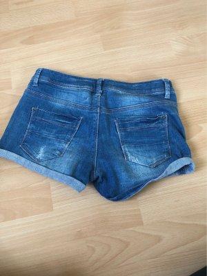 Pimkie Lage taille broek blauw