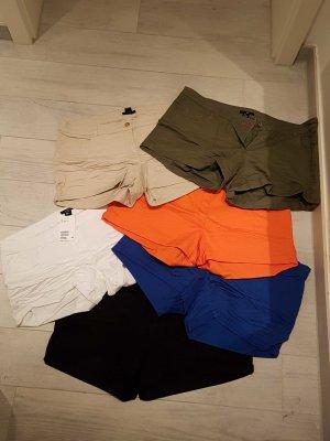 Kurze Hosen im 6erPack