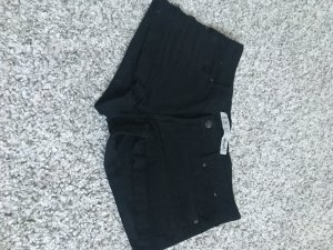 Kurze Hot Pants schwarz