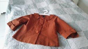 Kurze Jacke + Blazer + mit Bubikragen + von H&M + wie neu!!