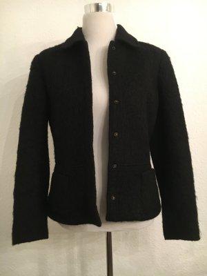 kurze Jacke der Marke Olsen in schwarz, Wolle, Größe 38