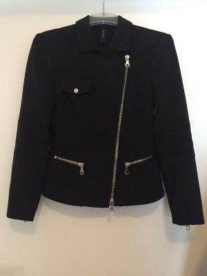 Kurze Jacke von Marccain in schwarz