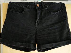 Noisy May Pantaloncino di jeans nero