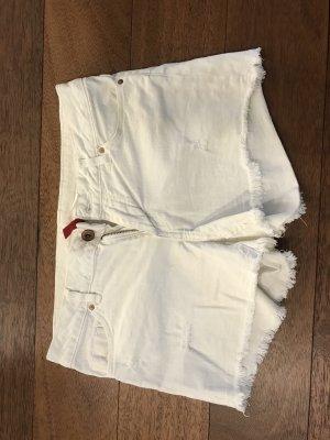 H&M Shorts bianco