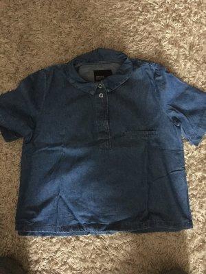 Kurze Jeans - Bluse von zara