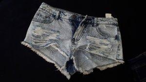 kurze Jeans Hose Hotpants