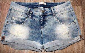 Kurze Jeans Hotpans Bequem