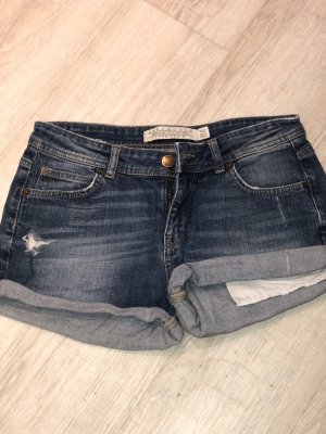 kurze Jeans Hotpants