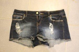 Kurze Jeans Hotpants Gr. 36/38