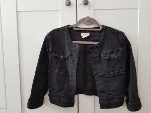 Kurze Jeans Jacke