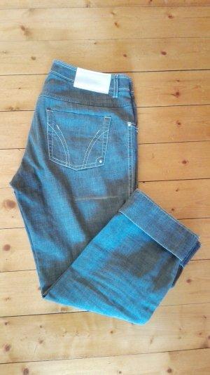 Kurze Jeans Marc Cain 38 grau Knöchel