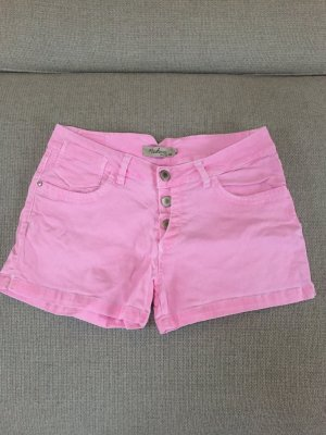 Madonna Bermudas light pink