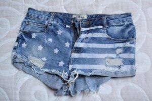 Kurze Jeans Short Gr. 36 von LTB