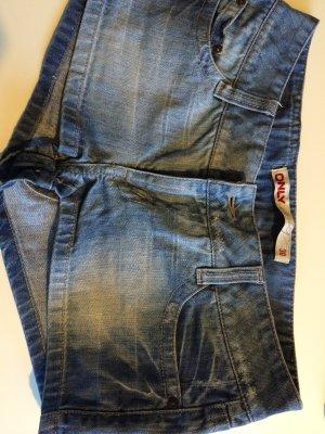 Kurze Jeans Shorts der Marke Only Gr 30