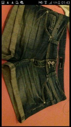 Kurze jeans shorts tally weijl